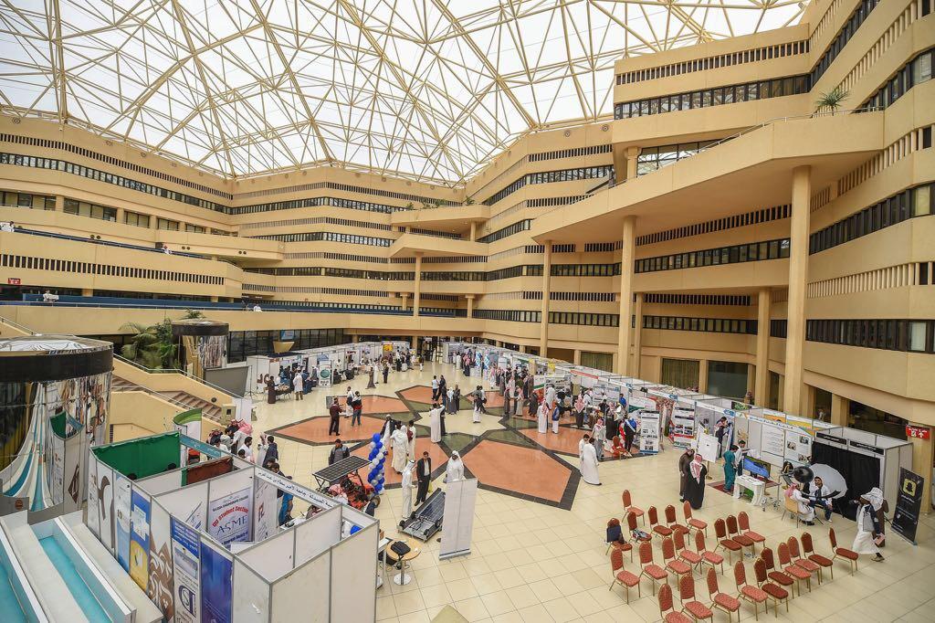 جامعة القصيم عمادة شؤون الطلاب تطلق مهرجان يوم الطالب إبداع وتميز